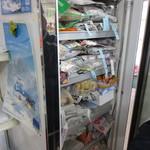 中山商店 - ご主人専用の冷凍庫