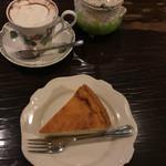 カフェ GOTO - 絶品チーズケーキ