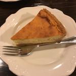 カフェ GOTO - チーズケーキ アップ