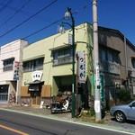 つるや - 加須では押しも押されぬ老舗。