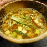 つけ麺 井手 - カレーつけ汁
