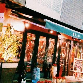 北山通りに面した、イタリアンレストラン☆