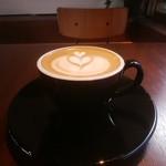 ペリカンコーヒー - カプチーノ