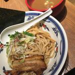 64387606 - 鶏魚介つけ麺(850円)