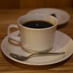 炭焙き珈房 るびあ - フレンチコーヒー 480円