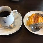 はるにれ - 料理写真:珈琲 600円