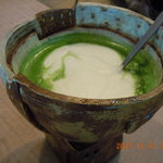 ハチラボ - 「抹茶ラテ」