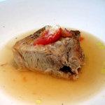 TAVERNA INIZIO - 豚バラ肉のブイヨン煮込み