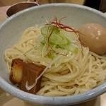 64390518 - 味玉カレーつけめん(2玉)〆飯付(多め) 1,000円
