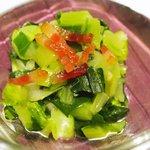 ゴーシェ - ランチセット 2014円 の小松菜のポタージュ