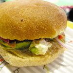 サン オブ ア サンドイッチ - Cream Dream¥600。西洋的なお味というか、今まで食べたことのないお味です。主人と私にとっては好みではありませんでした。