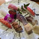 三幸寿司 - 握り 松