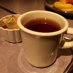 FLIPPER'S - セットドリンク(紅茶) プラス200円