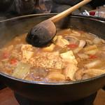 山女庵 - 猪鍋