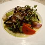 64392056 - 温野菜のガルグイユ