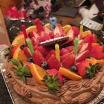 居酒家 喜蔵 - 手作りケーキ