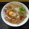 徳島ラーメン奥屋 - 料理写真:中華そば 肉玉入り