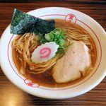 秋刀鮪だし 宣久 - 料理写真:秋刀鮪だし 宣久(しょうゆ 750円)