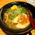 麺屋 絆 - ゆず鶏塩ラーメン800円