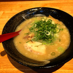 麺屋 絆 - 鶏白湯ラーメン