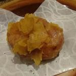 かわ村 - タラバ蟹と白子のクロケッタ