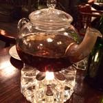 ペニーレイン - 食事の後の紅茶。