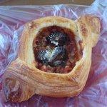 644179 - ナスとトマトのグラタンパイ(¥180)