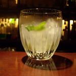 Bar Rain - モヒート