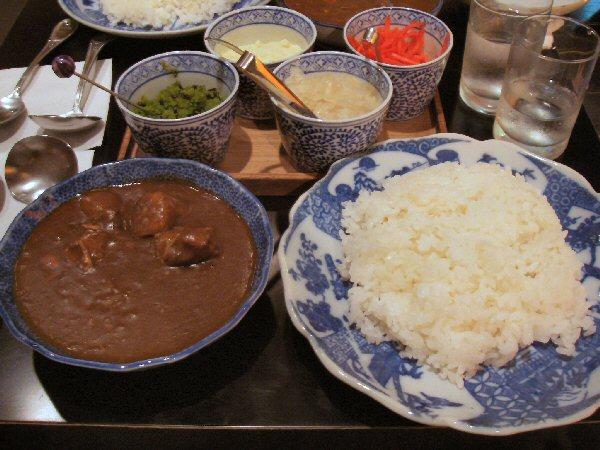 カフェ・ド・イマリ - チキンカレー(840円)