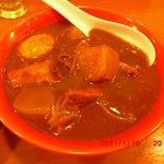 煮干とんこつ つけ麺 TMD420G -