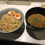 麺屋錦 - カレーつけ麺