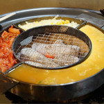 立喰☆焼肉 瑞園 - お通し3種