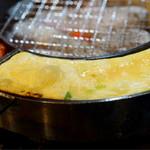 立喰☆焼肉 瑞園 - 玉子焼き