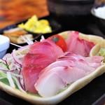 海ぼうず - 料理写真:刺身