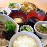 レストラン源 - 海の黄金ランチ\1,800