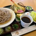レストラン源 - 平泉そば御膳\1,800