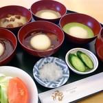 レストラン源 - 平泉もち膳\1,600