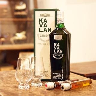 二年連続世界一!の台湾ウィスキー「KAVALAN」