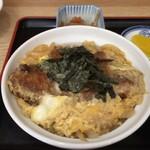 多加箸 - ベーシックなカツ丼