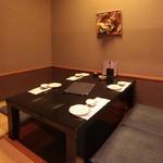 海賓亭 - 2~4名様向けの個室です。