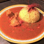 Diletto Curry Via - リアルレッドカレー