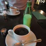 グリーンハウスシルバ - ホットコーヒー