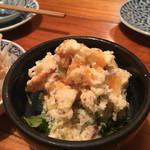 魚哲 - ポテトサラダ