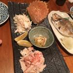 魚哲 - 毛蟹