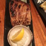 魚哲 - ブリ焼き