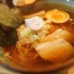 ワイルド ハーブ - 燻製ラーメン醤油