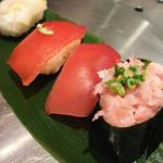 宝田水産 - つぶ貝、まぐろ三昧