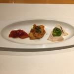 ルーチェ - 前菜盛り