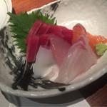 和心庭 一蔵銀座 - 鮮魚5種盛合せ