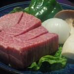 七輪焼肉 菊屋 - 料理写真: